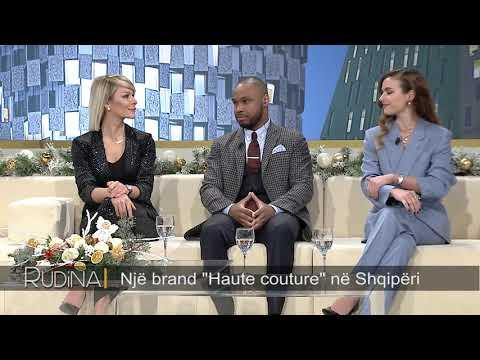 """Rudina - Një brand """"Haute couture"""" në Shqipëri! (20 dhjetor 2017)"""