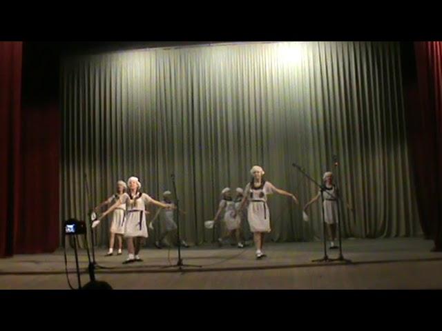№282 Студия танца «Радуга». Композиция