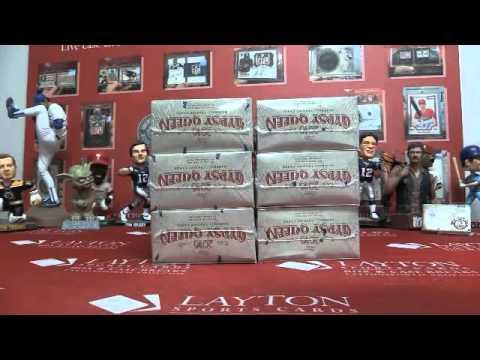 PART 2 & RECAP  2016 Topps Gypsy Queen Baseball Hobby 10 Box Case Break 1 – PYT