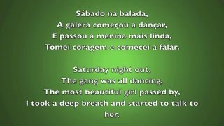Baixar Ai Se Eu Te Pego - Michel Teló (Lyrics Portuguese and English) (HD)