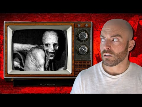 10 Creepiest Things Caught on Live TV
