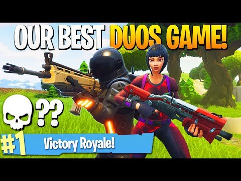 Our BEST Duos Game EVER! (Highest Kills!) - iTemp + Ali-A Fortnite Duos!