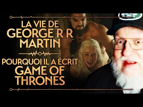 PVR #16 : GEORGE R.R. MARTIN - POURQUOI IL A ÉCRIT GAME OF THRONES