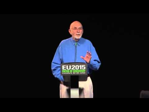Donald Scott: Cosmic Power Lines Part 1 | EU2015