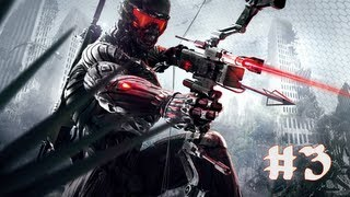 Crysis 3 Gameplay Walkthrough - Mission 3 - The Root Of All Evil (PS3/X360/PC) [HD]
