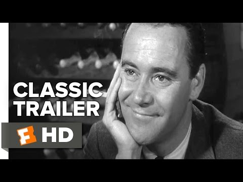 Days of Wine and Roses (1962) Official Trailer - Jack Lemmon Movie
