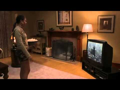 scary movie 3 (tv is leaking) - YouTube