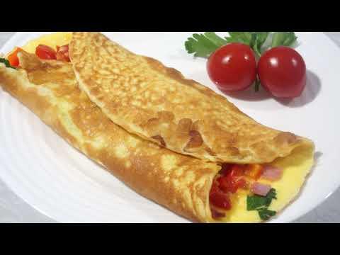 ЧТО ПРИГОТОВИТЬ на завтрак ? Быстрый завтрак из яиц.