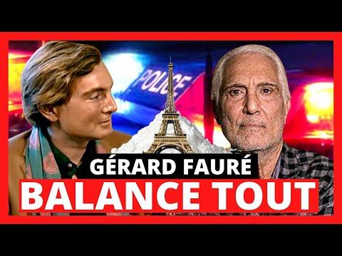 Gérard Fauré : Le Roi De La Coke Balance Tout : Chirac, Johnny, élites Pédophiles, Delon, Vatican#31