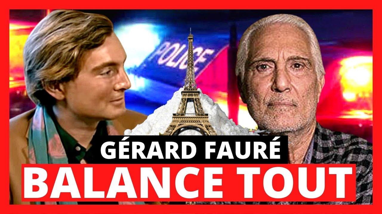 Download Gérard Fauré : le roi de la coke balance tout : Chirac, Johnny, élites pédophiles, Delon, vatican#31