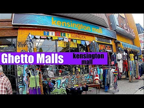 Ghetto Malls - Kensington Mall