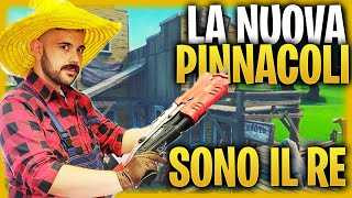 Fortnite : Sono il King di New Pinnacoli