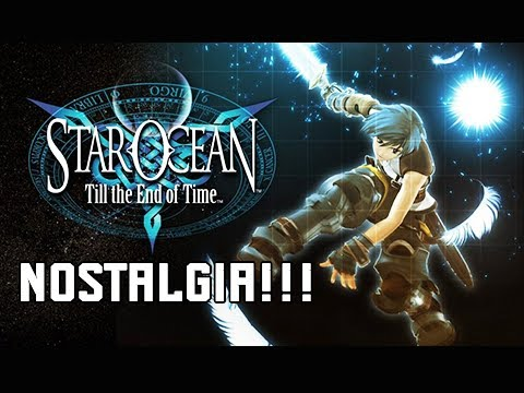 NOSTALGIA!!! with Star Ocean Till the End of Time (PS4 Gameplay)