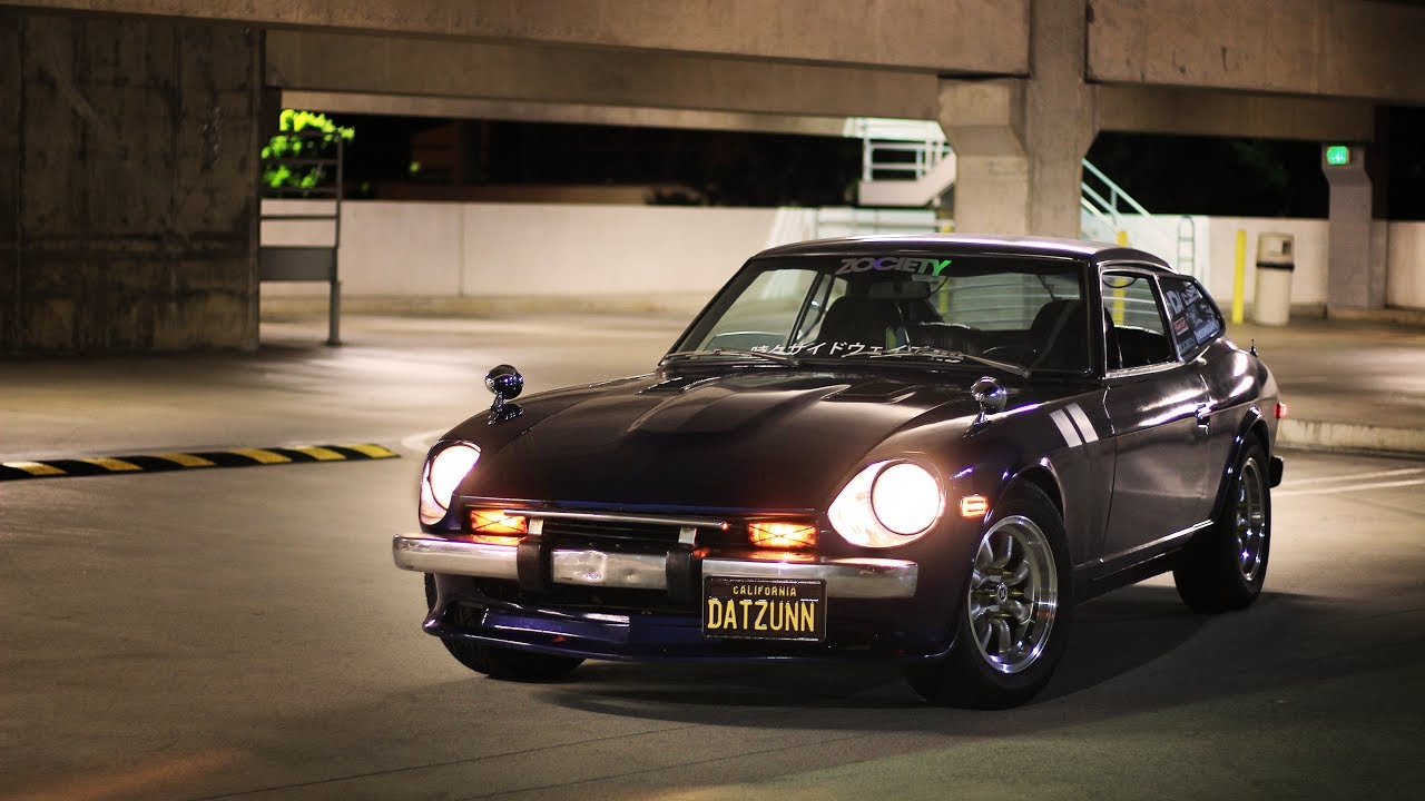 installing fender mirrors on a datsun youtube Datsun 280ZX Engine installing fender mirrors on a datsun