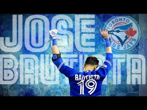 "Jose Bautista | 2016 MLB Highlight Mix | ""Monster"""