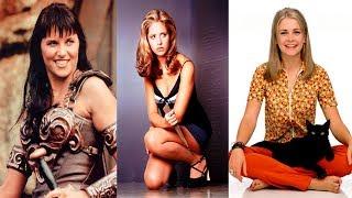 Зена, Баффи и Сабрина: как выглядят сейчас актрисы подростковых сериалов