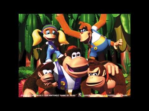 Donkey Kong 64 - Jungle Japes Music EXTENDED