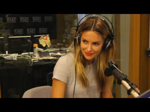 Jennifer Hawkins interview - 2016-09-14