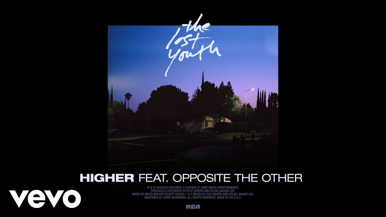 Midnight Kids - Higher (Audio) ft. Opposite the Other