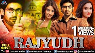 Rajyudh Full Hindi Dubbed Movie | Rana Daggubati | Richa Gangopadhyay | Hindi Movies
