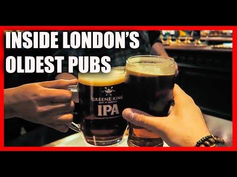 LONDON'S OLDEST PUBS