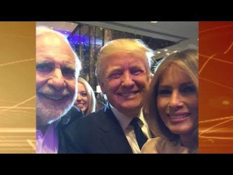 Carl Icahn Resigns From Trump Administration After Exposé Details Corruption