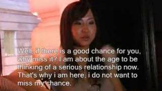 Chinese Speed Dating
