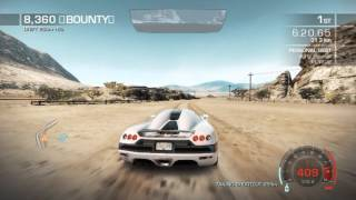 NFS: Hot Pursuit | Seacrest Tour 11:08.74 | World Record
