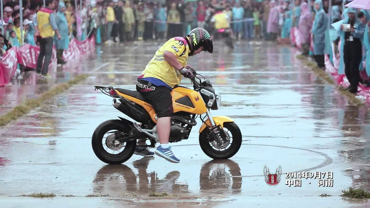 2014 The Newest Mini Sport Bike Honda Tailand Monkey Msx125 Wj150