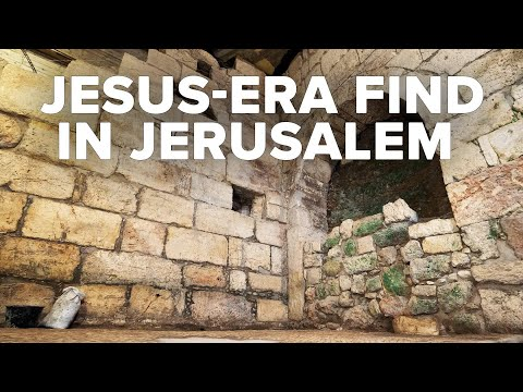 Israel Finally Gets Gov't; Jerusalem Excavation Reveals Jesus-Era Find 5/22/20