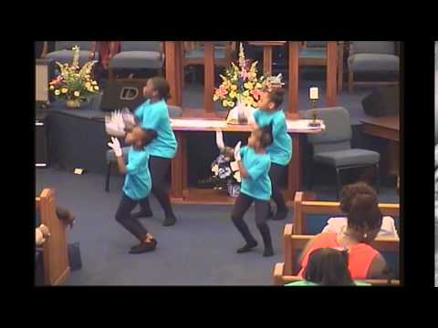 Young M.U.S.I.C. Praise Dance Ministry - World's Greatest by R. Kelly