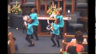 Young M.U.S.I.C. Praise Dance Ministry - World