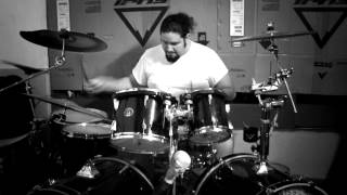 Ratty drums improvisation # 1