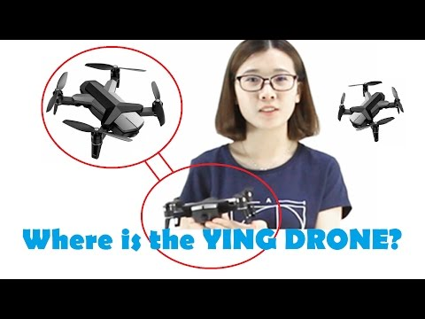 What Happened to the Tencent Ying Drone?