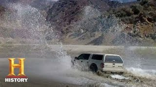 Top Gear: Off-Roading in Tanner's Truck | History
