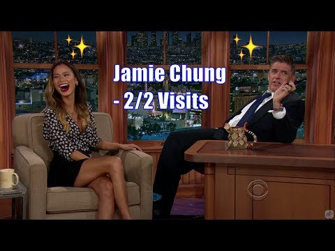 Jamie Chung  Loves Eating Tentacles   22 Visits In Chronological Order 7201080p