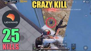 Luck Or Skill Kill | Solo Vs Squad | PUBG Mobile