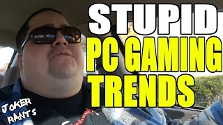 PC Gaming Trends - RGB Lighting & Racing Seats | Angry Rant