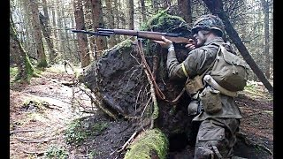 M1 Garand - EMG Arms Falkor Recce - Airsoft War in Scotland