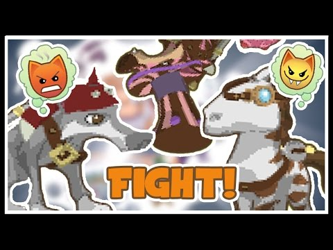 THE ULTIMATE FIGHT FOR WISTERIAMOON   Animal Jam