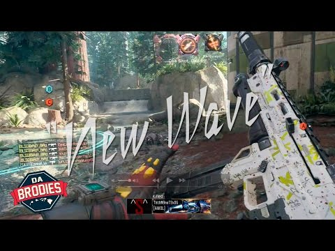 """New Wave"" Black Ops 3"