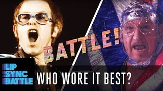 Who Wore it Best?: Beyoncé or Channing Tatum? Elton John or Ben Kingsley? & More! | Lip Sync Battle