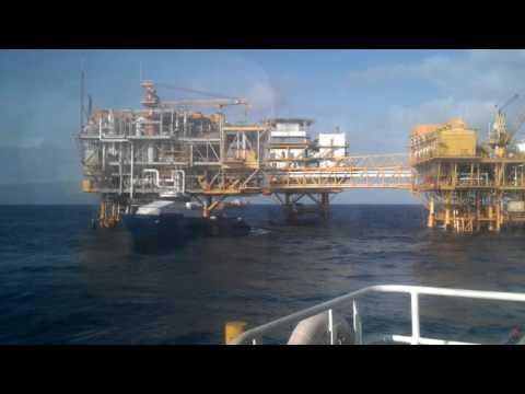 Platform Quarter offshore