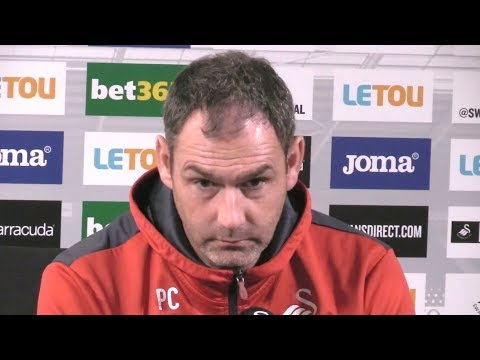 Paul Clement Full Pre-Match Press Conference - Swansea v Brighton - Premier League