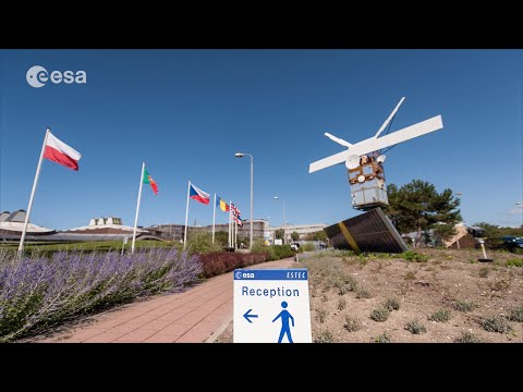 ESTEC: a day in the life