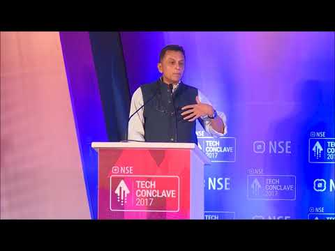 Mr. C. B. Bhave, IAS, Former Chairperson, SEBI at NSE Tech Conclave