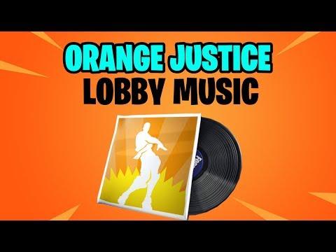 Fortnite - Orange Justice Lobby Music Pack (SEASON 9 Lobby Music) ❤️