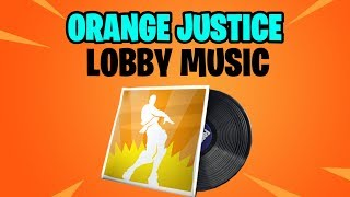 Fortnite - Orange Justice Lobby Music Pack (SEASON 9 Lobby Music) ❤️