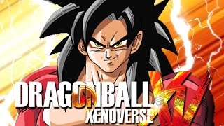 UNLOCK SS4 GOKU - Dragon Ball Xenoverse Gameplay - Xbox One Walkthrough Part 64