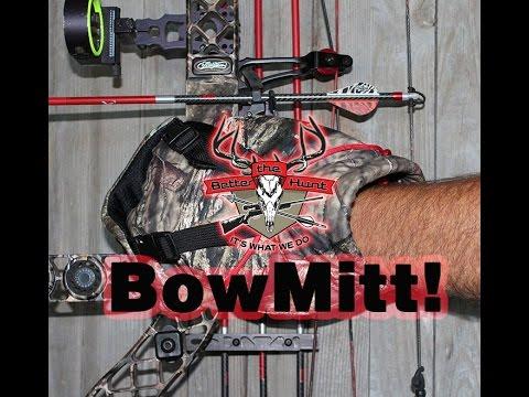 BowMitt - Better The Hunt - Cold Bow Hand Warm Glove